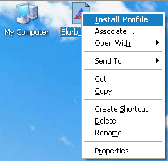 Figure 3. Installation sur Windows