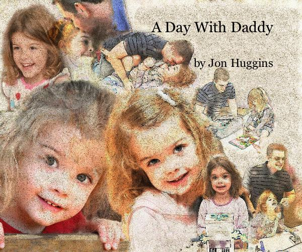 Click to preview A Day With Daddy photo book