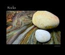 "Rocks  10"" x 8"" - Fine Art Photography photo book"