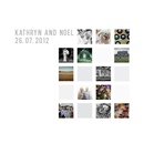 Kat and Noel Wedding - Wedding photo book