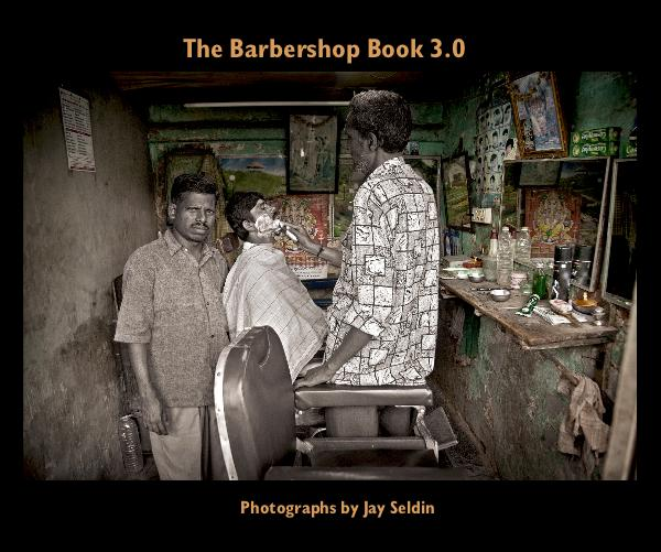View The Barbershop Book 3.0 by Photographs by Jay Seldin