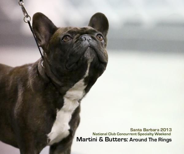 View Martini & Butters: Around The Rings by Mary Lynn Machado