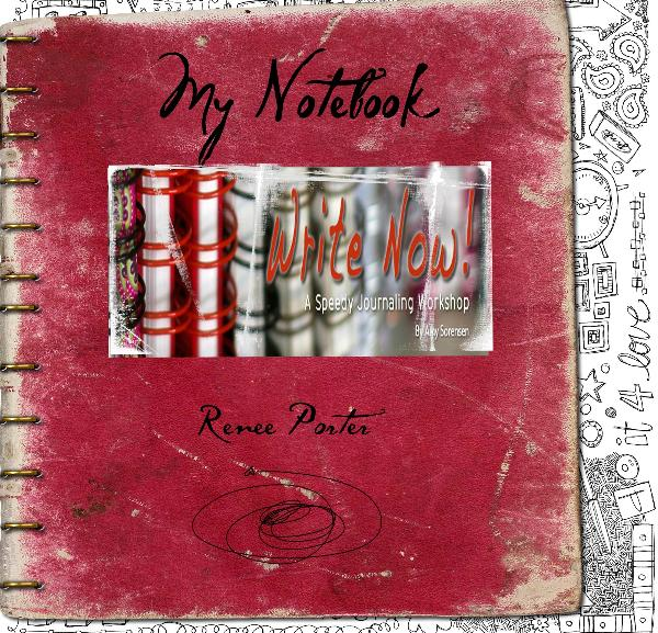 Click to preview Write Now Notebook photo book