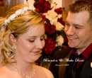 Brandon & Alisha Davis - Wedding photo book
