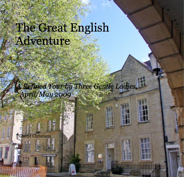 View The Great English Adventure by Cheryl Christians