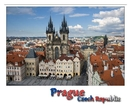Prague, as listed under Travel