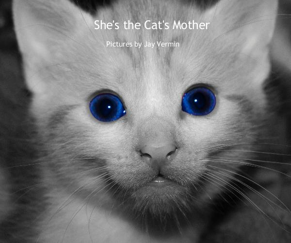 Click to preview She's the Cat's Mother photo book