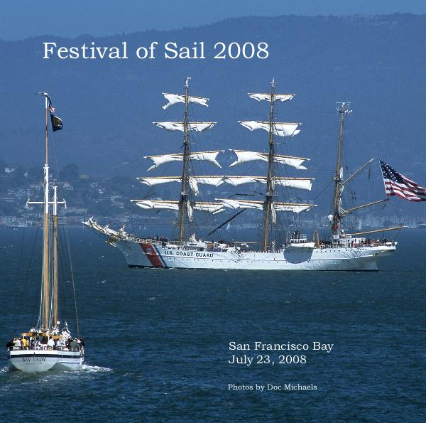 Click to preview Festival of Sail 2008 photo book