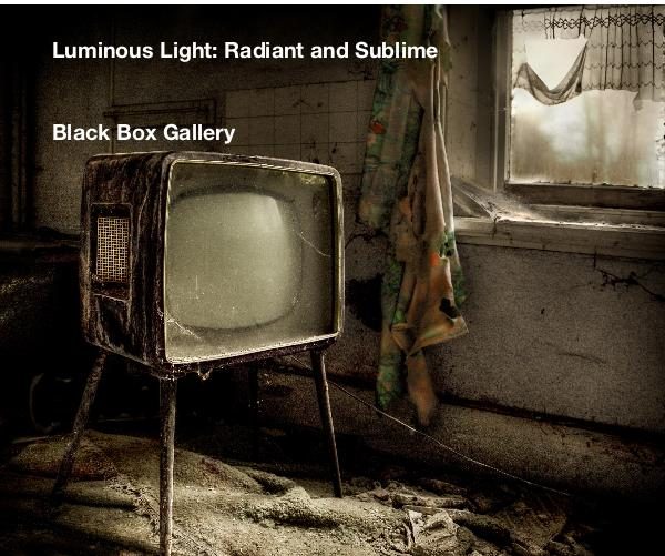 View Luminous Light: Radiant and Sublime by Black Box Gallery