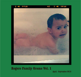 View Rogers Family Grams Vol. 1 by Ashley Rogers