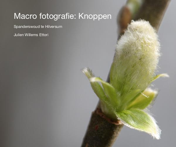 Click to preview Macro fotografie: Knoppen photo book