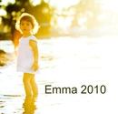 Emma 2010 - Children photo book