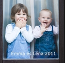 Emma és Léna 2011 - Children photo book