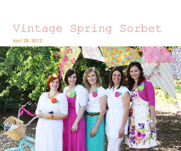 View Vintage Spring Sorbet by Shannon Brown