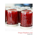 Oregon Raspberry Jam, as listed under Home & Garden