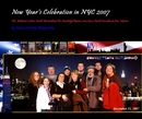 New Year's Celebration in NYC 2007, as listed under Travel