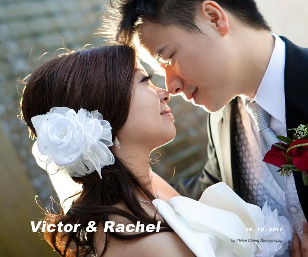 Click to preview Victor & Rachel photo book