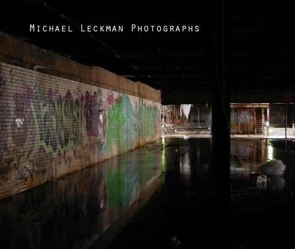Click to preview Michael Leckman Photographs photo book