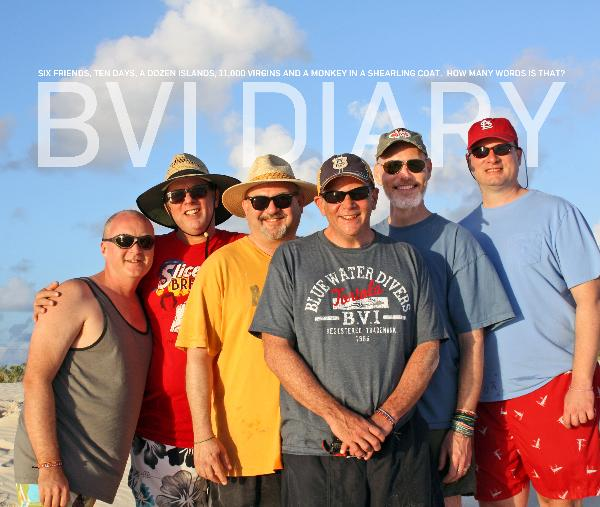 View BVI DIARY by tracyhowellc