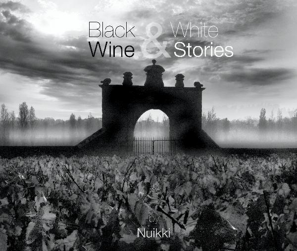 Click to preview Black & White Wine Stories photo book