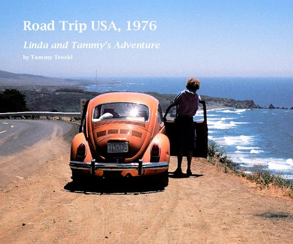 Click to preview Road Trip USA, 1976 photo book