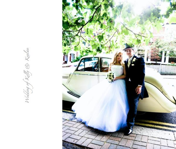 Click to preview Wedding of Kelly & Kealan photo book