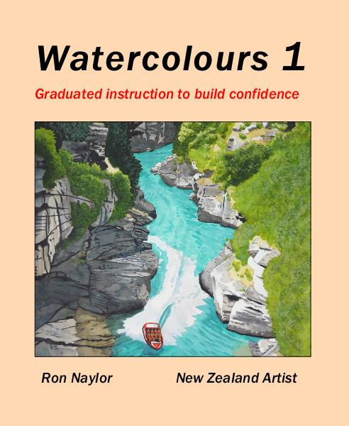Click to preview Watercolours 1 photo book