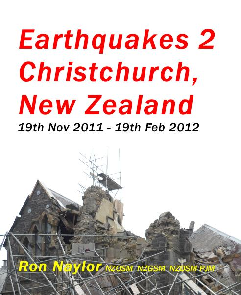 Bekijk Earthquakes 2 Christchurch, New Zealand 19th Nov 2011 - 19th Feb 2012 op Ron Naylor NZOSM NZGSM NZDSM PJM