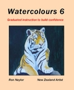 Watercolours 6 - Arts & Photography photo book