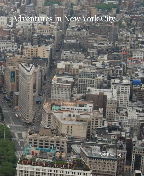 View Adventures in New York City by Bob Bowling