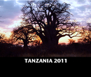 TANZANIA 2011, as listed under Travel