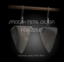 SMOOTH METAL DESIGN by INGA ZEITLIN, as listed under Arts & Photography