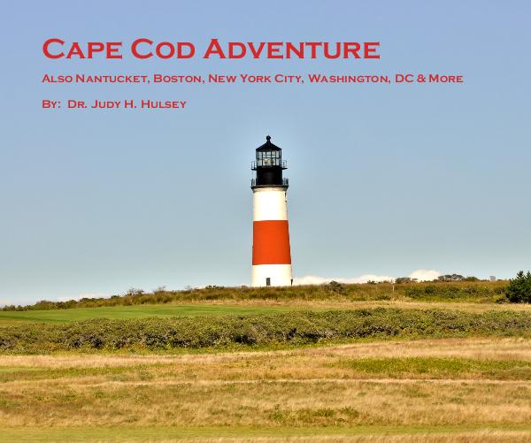 Click to preview Cape Cod Adventure photo book