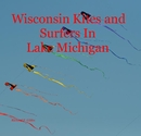Wisconsin Kites and Surfers In Lake Michigan - Deportes y aventura libro de fotografías