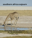 southern africa sojourn - Travel photo book