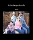 Stritenberger Family - photo book