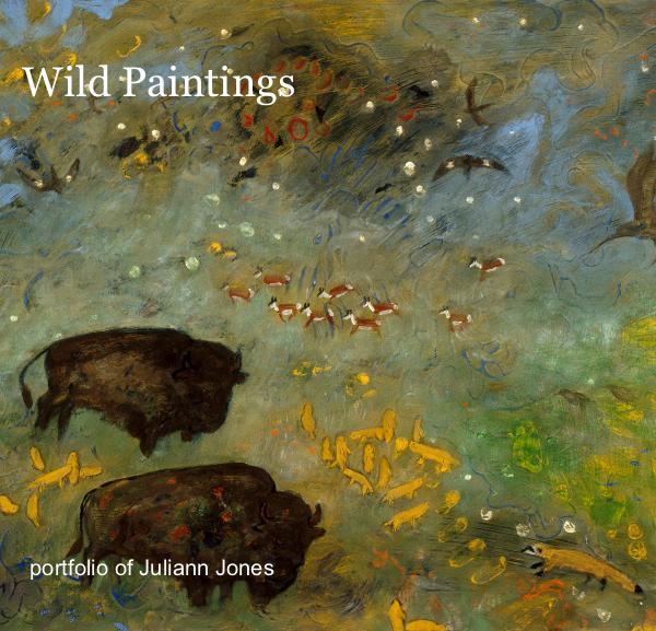 Click to preview Wild Paintings photo book