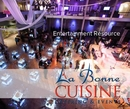La Bonne Cuisine Catering & Events, as listed under Entertainment