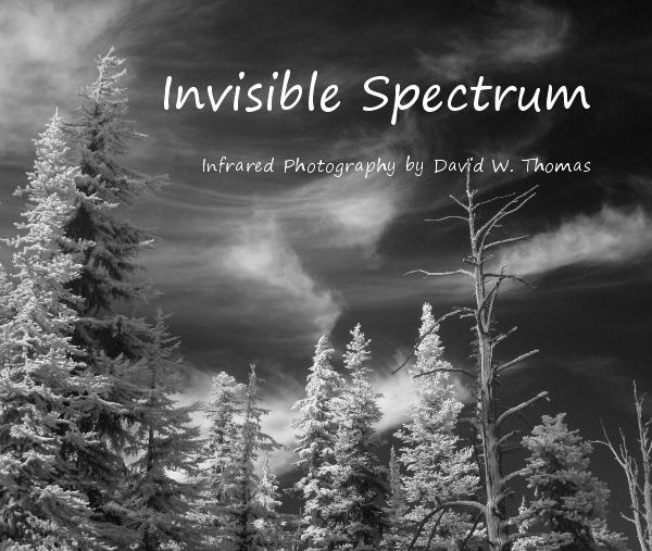 Click to preview Invisible Spectrum photo book