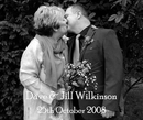 Dave And Jill Wilkinson, as listed under Wedding