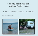 Camping at Pancake Bay with my family 2008, as listed under Children