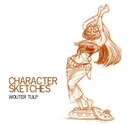 Character sketches - Arts & Photography photo book