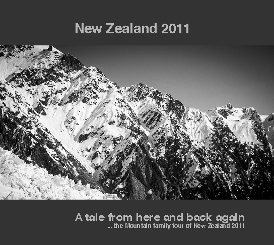 View A tale from here and back again by Sharron Mountain