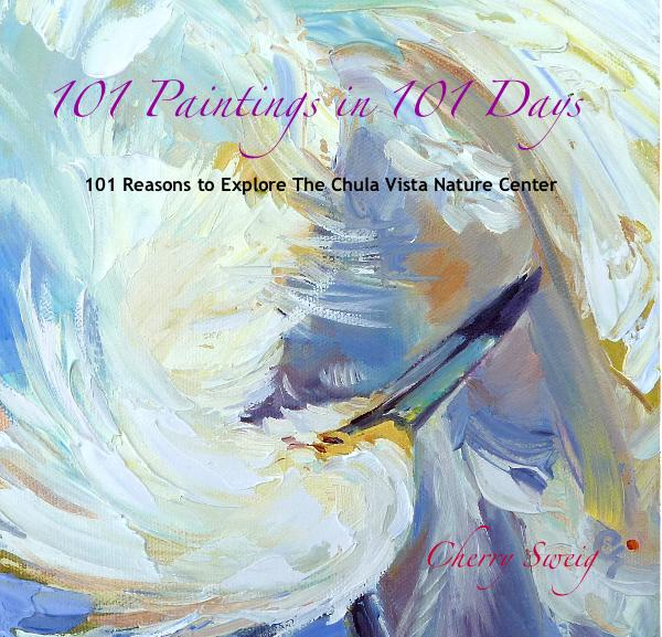 View 101 Paintings in 101 Days by Cherry Sweig
