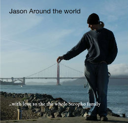Click to preview Jason Around the world photo book
