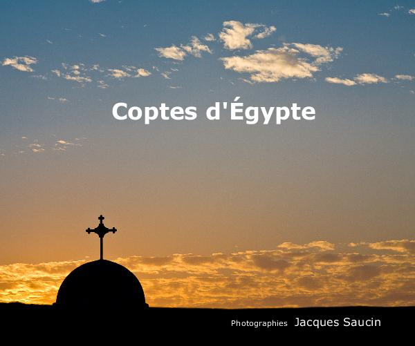 View Coptes d'Égypte by Jacques Saucin