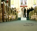 Our Wedding December 1, 2012