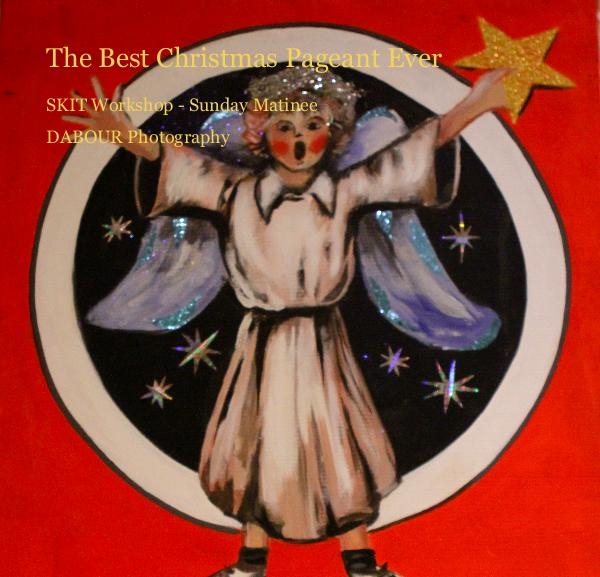 Click to preview The Best Christmas Pageant Ever photo book