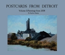 Postcards from Detroit Vol II Softcover 2008, as listed under Fine Art