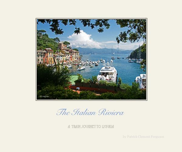View The Italian Riviera by Patrick Clement Ferguson